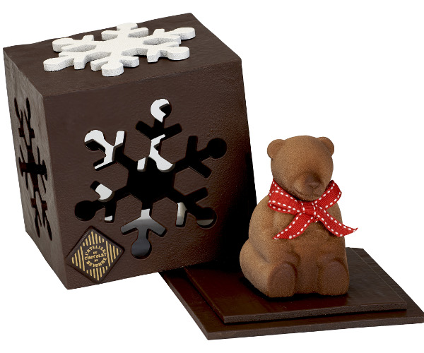 Cubes surprises de l'Atelier du Chocolat