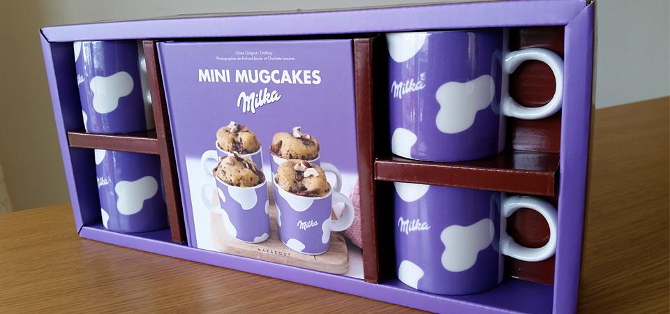 Coffret Mug Cake Marabout
