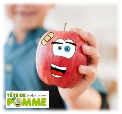 Tête de pomme 00