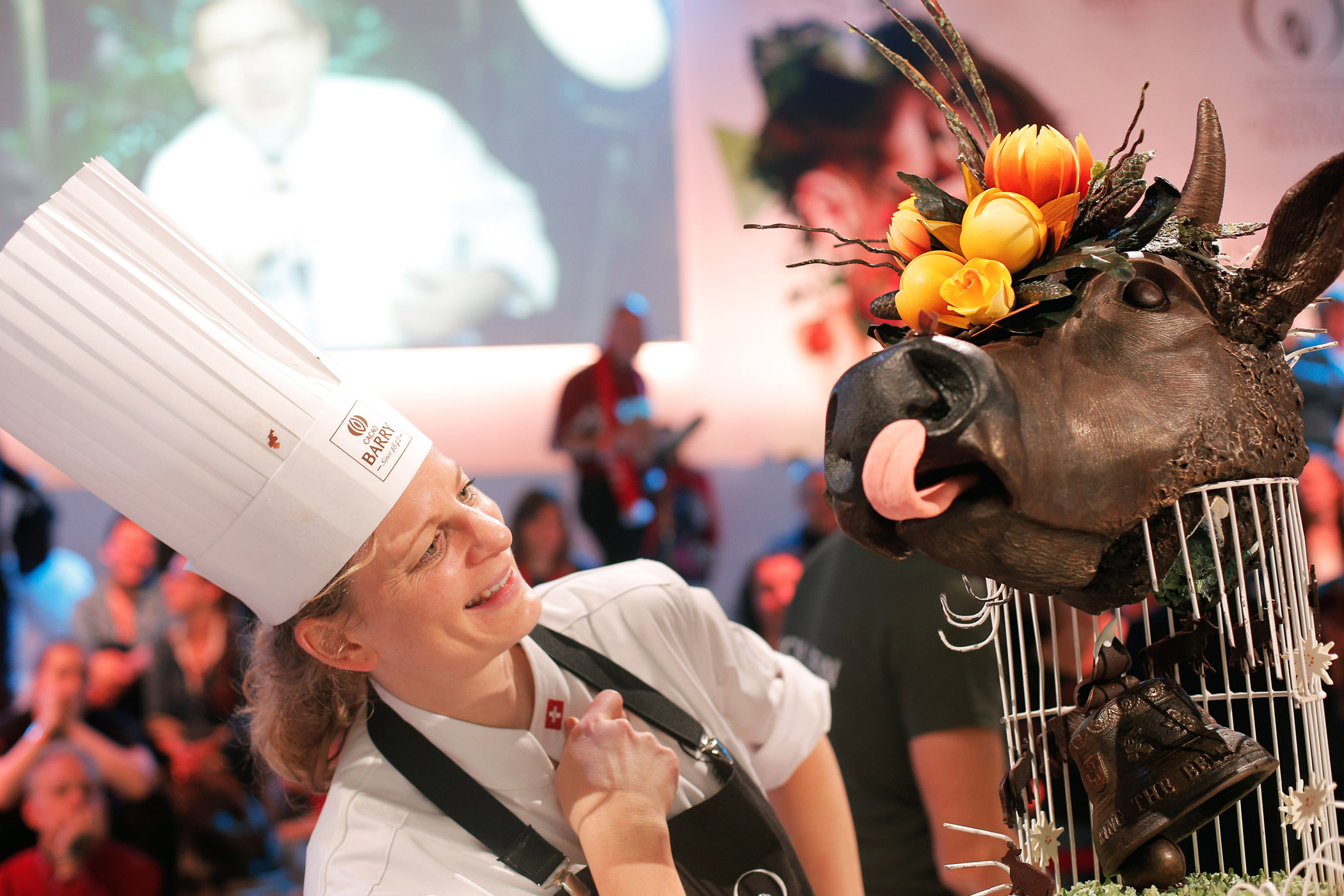 FRANCE PARIS WORLD CHOCOLATE MASTERS 2015WORLD CHOCOLATE MASTE