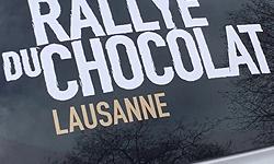 Rallye du chocolat Lausanne